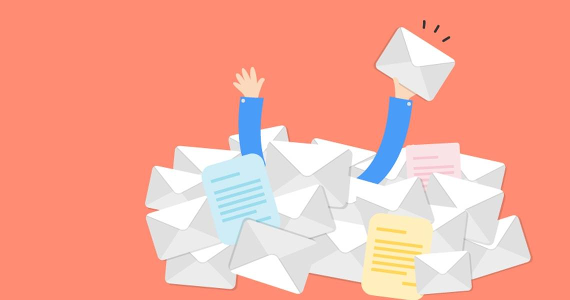 How to Reduce Your Inbox Clutter