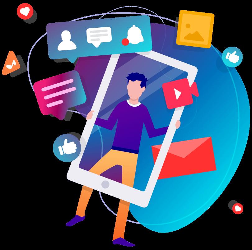 Social Media Marketing - Online Reputation Management